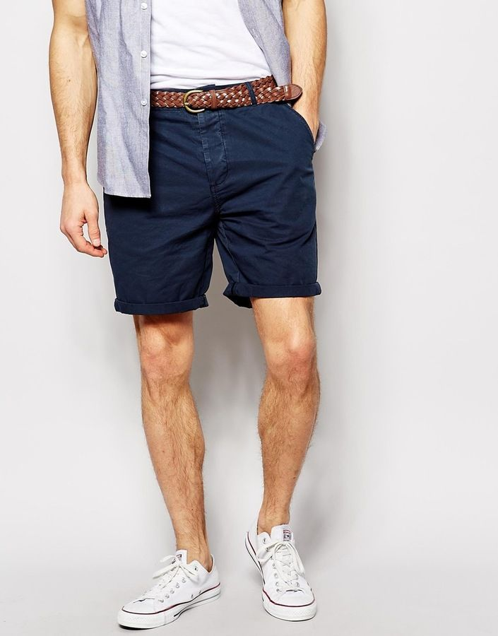 Pin by Lookastic on Denim Shorts  0bb6a18c0