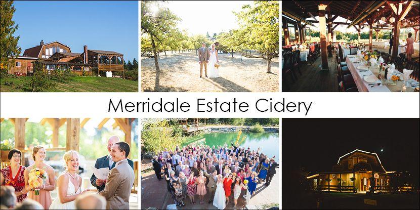 Rustic Wedding Venue In Cobble Hill, BC