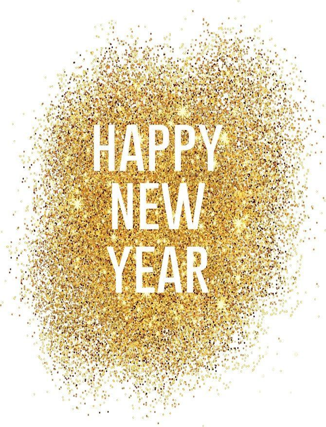 It\'s a new year, thank God. I don\'t know about all of you out there ...