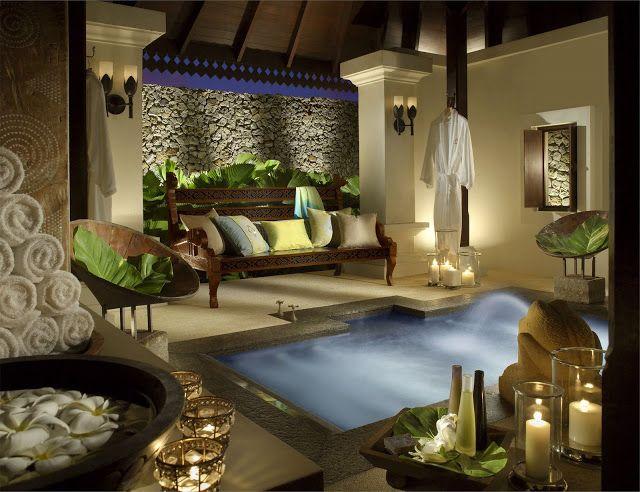 Tropical Spa Design For Life Picasa Web Albums Luxury Spa