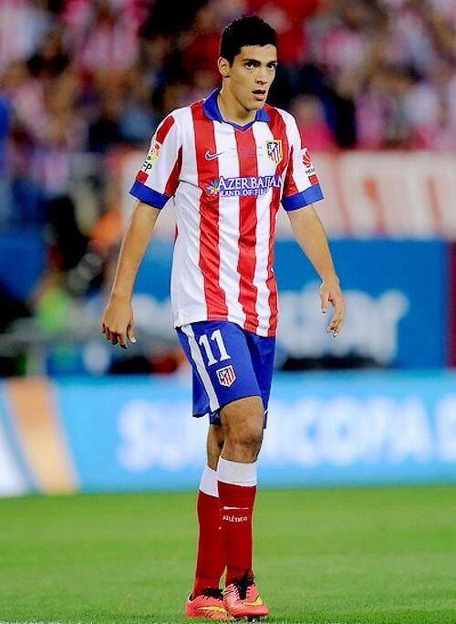 Raul Jimenez En El Atletico De Madrid
