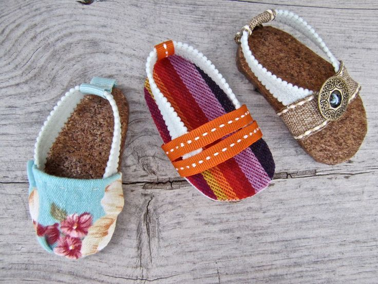 f47196627560f Handmade recycled american girl doll shoes 18″ doll shoes doll ...
