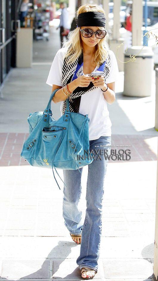 Balenciaga work bag in turquoise  05b1cf841232c