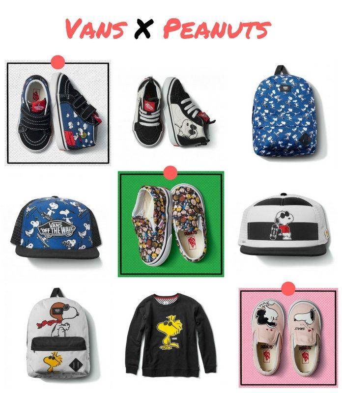 Vans en Snoopy fans opgelet. Deze zijn echt te cute | Blog