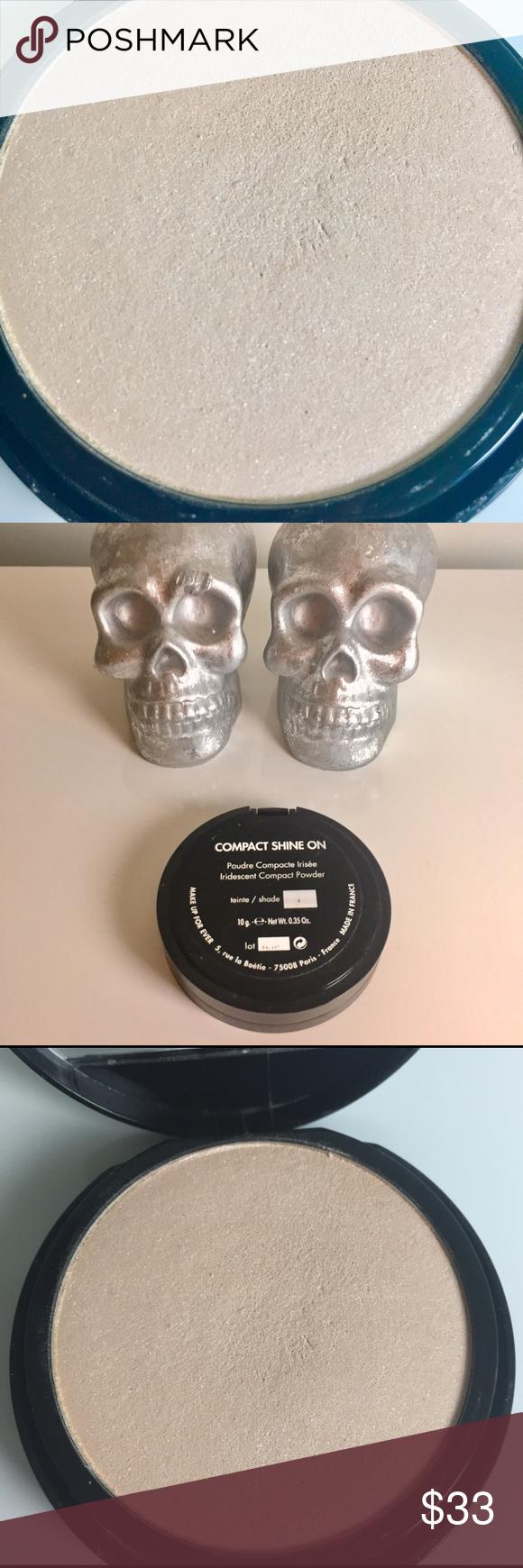 Makeup Forever Iridescent Compact Powder 3 Makeup