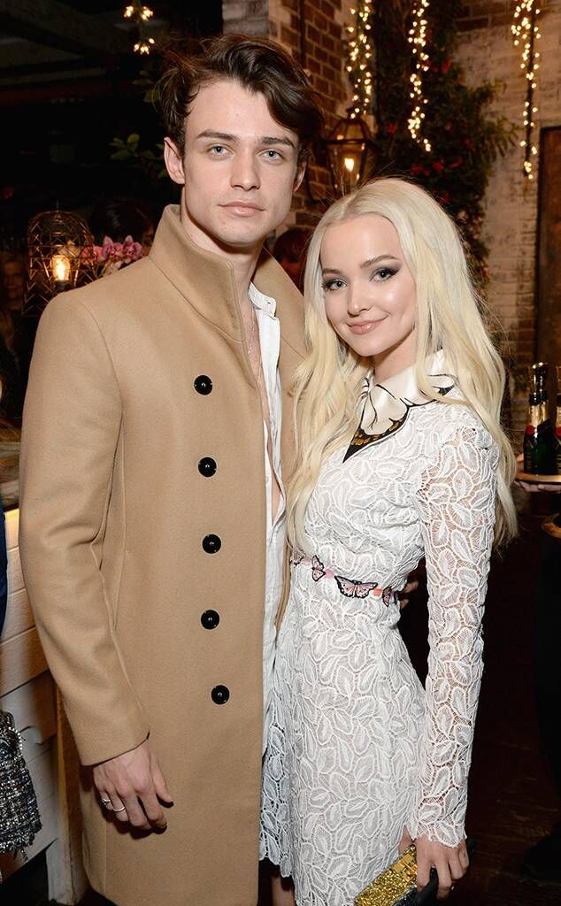 Date Night Done Right from Dove Cameron & Thomas Dohertys Cutest Pictures