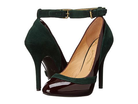 Vivienne Westwood Honey Bordeaux - Zappos.com Free Shipping BOTH Ways.  Burgundy ShoesSexy HeelsWomen's ...