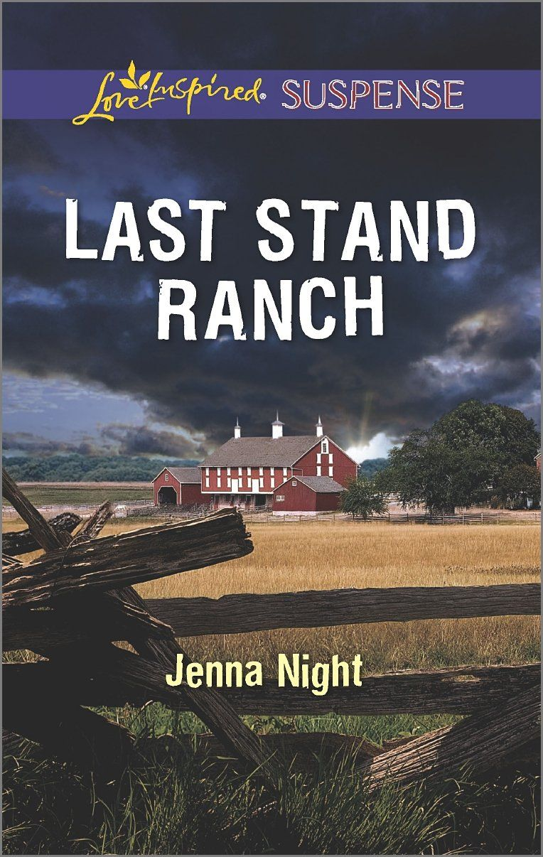 Jenna Night - Last Stand Ranch / https://www.goodreads.com/book/show/28098416-last-stand-ranch