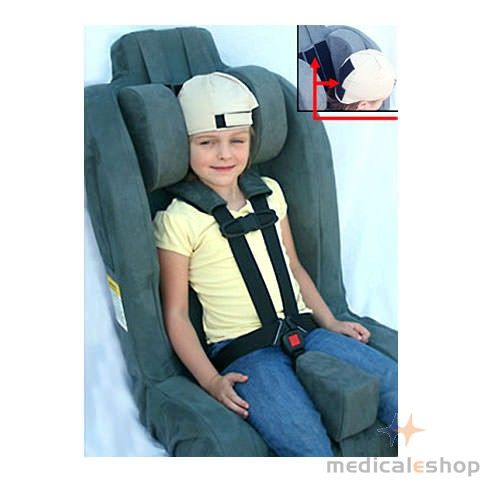 Roosevelt pediatric car seat with head support | Roosevelt and Car seats