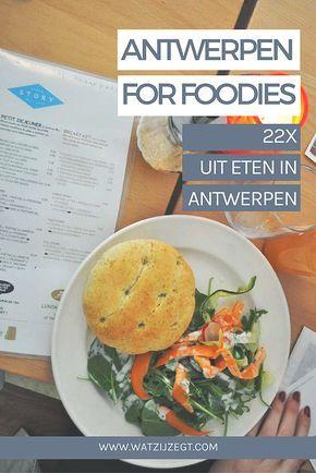 22x Uit eten in Antwerpen   Antwerpen for foodies   Restaurants Antwerpen   Hotspots