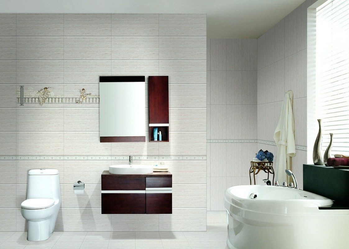 How to Tile a Bathroom Walls as well as Shower/Tub Area | Shower tub ...