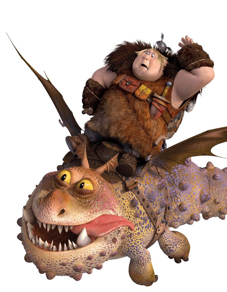 Httyd 2 New Still Fishlegs Meatlug How To Train Your Dragon