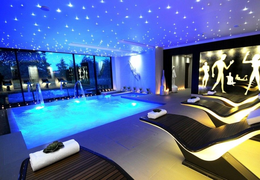 indoor swimming pools - Amazing Swimming Pool Designs