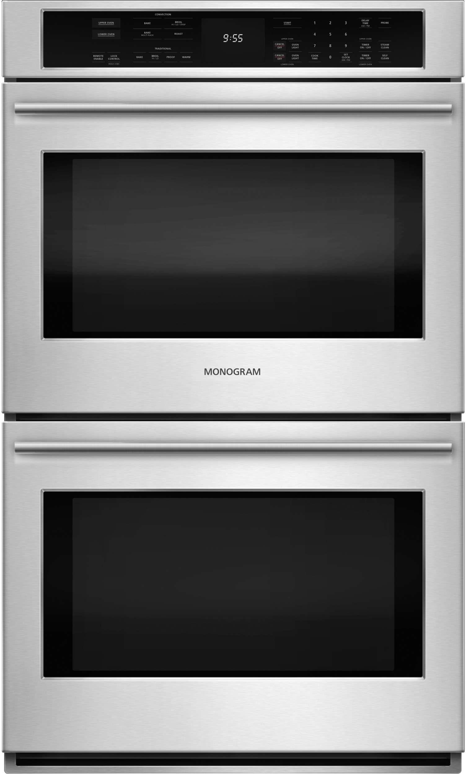 Ge Monogram Zet9550shss 30 Double Wall Oven Appliance Connection Double Electric Wall Oven Electric Wall Oven Wall Oven