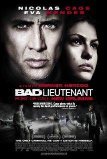 Un policía corrupto (2009) Poster