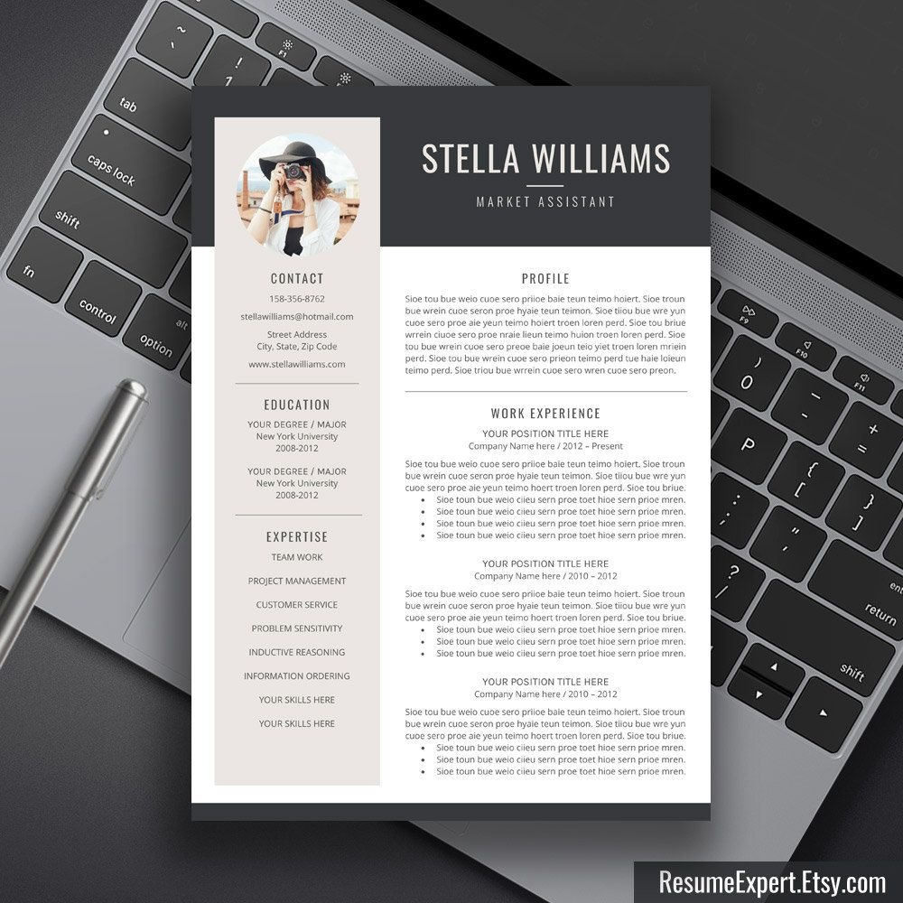 Our 5 Favorite Resume Templates | Template, Professional resume and ...