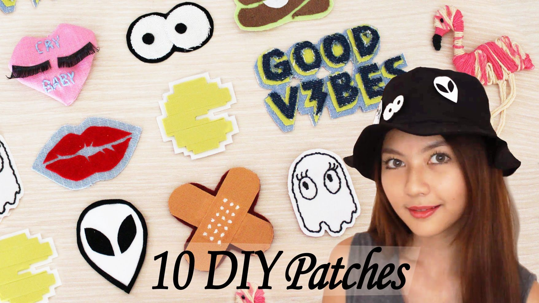 10 diy cute patches with 10 different techniques pinbadgepatch 10 diy cute patches with 10 different techniques pinbadgepatch for clothes solutioingenieria Gallery