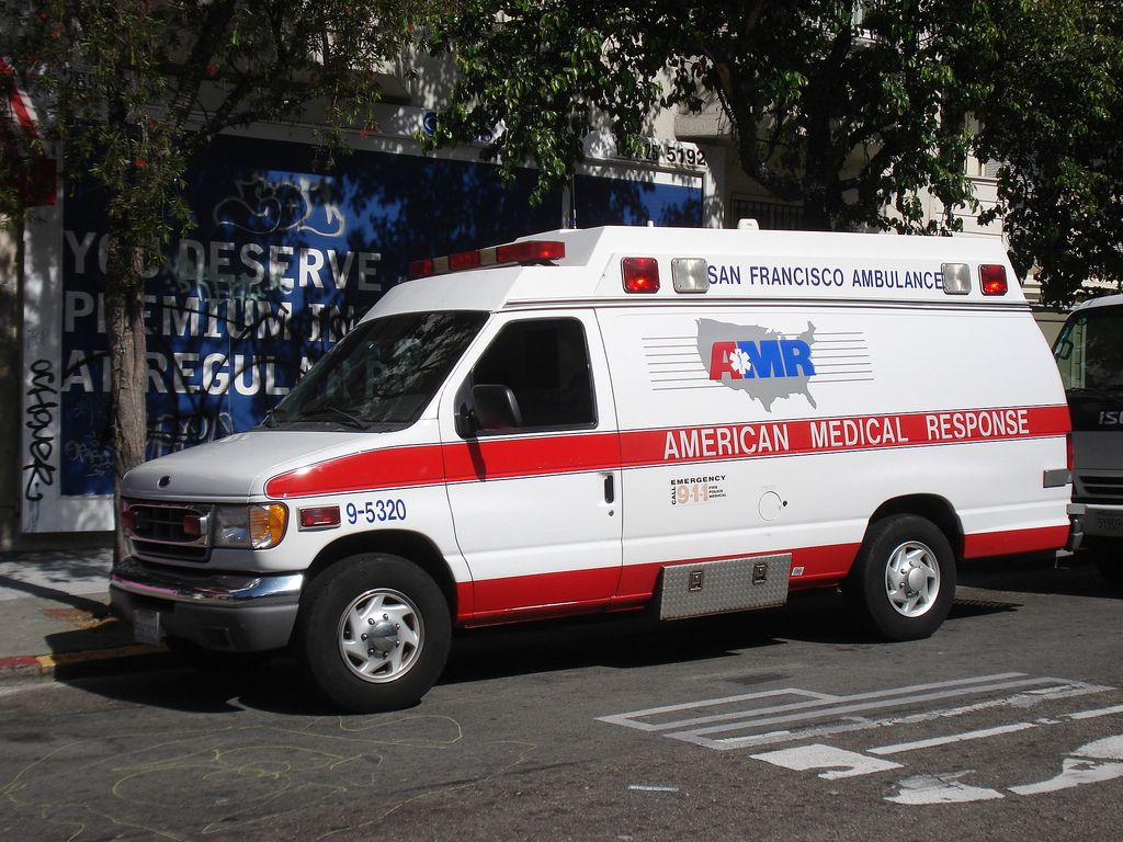 Thank you AMR Ambulance for being a Daisy Level sponsor
