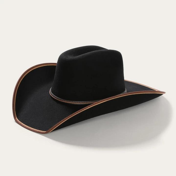 Foothills 3x Wool Felt Cowboy Hat In 2020 Cowboy Hats Felt Cowboy Hats Black Cowboy Hat