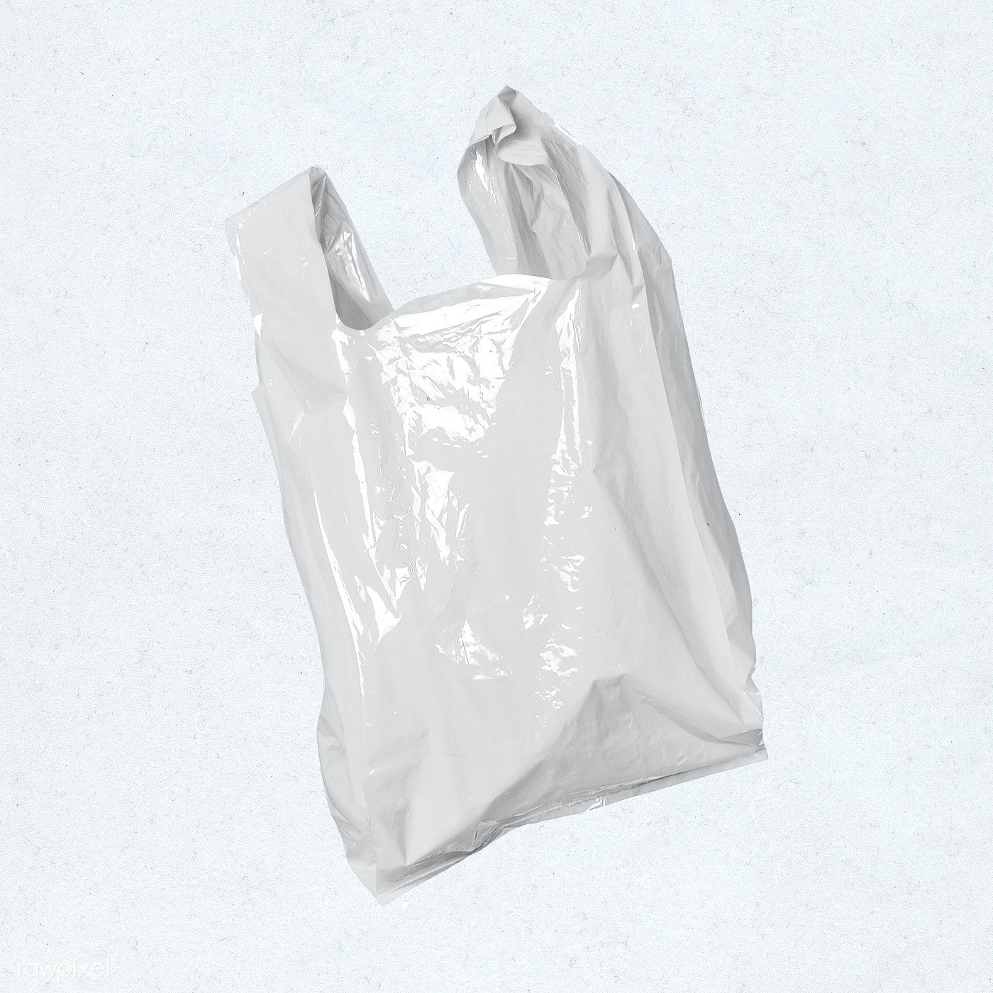 Download Download Premium Psd Of Shiny White Plastic Bag Mockup 2266996 Bag Mockup Plastic Bag Bag Illustration