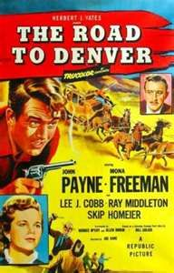 the road to denver 1955