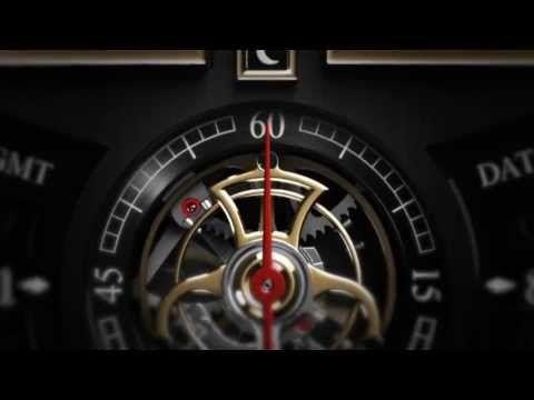 SLYDE, ON ADORE OU ON DÉTESTE... NOUS, ON AIME CE CONCEPT QUI DÉCOIFFE...••• Une montre qui ressemble à une montre mécanique, mais qui n'est qu'une montre numérique alors qu'elle en donne plus que les plus grandes complications mécaniques. Vous suivez ?