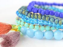 Armband Set blau-türkis