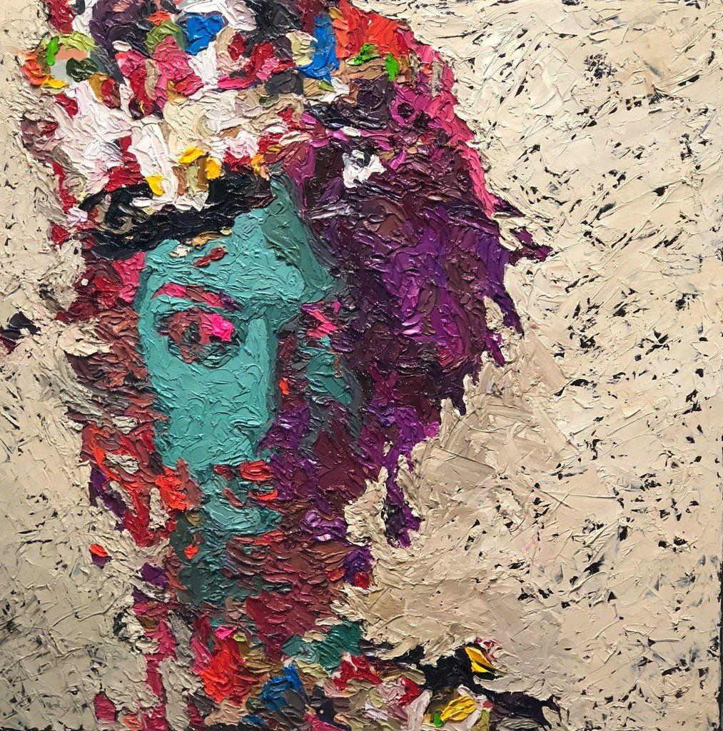 A mysterious face hossam dirar jm art management