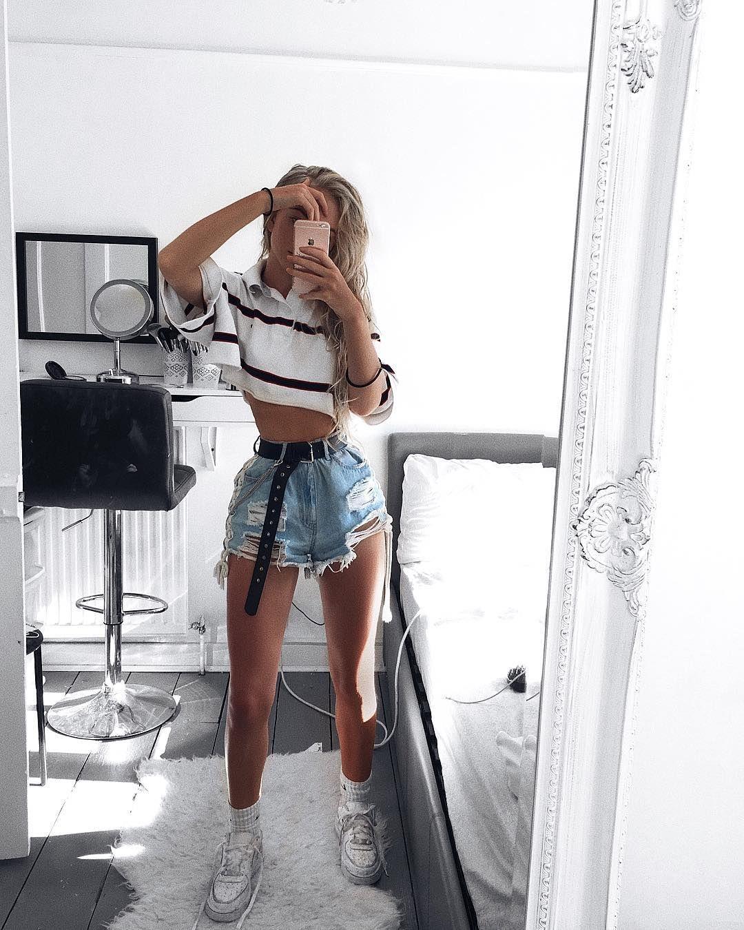 91d11d4fa Tumblr Outfity, Trendové Outfity, Roztomilé Oblečenie, Ošatenie Do Školy,  Módne Trendy,