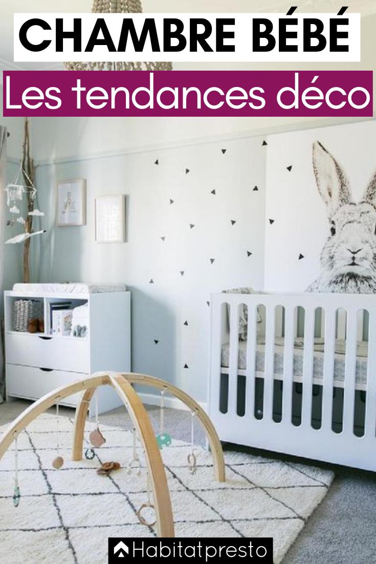 Chambre de bébé : 19 idées déco très tendances en 19  Chambre
