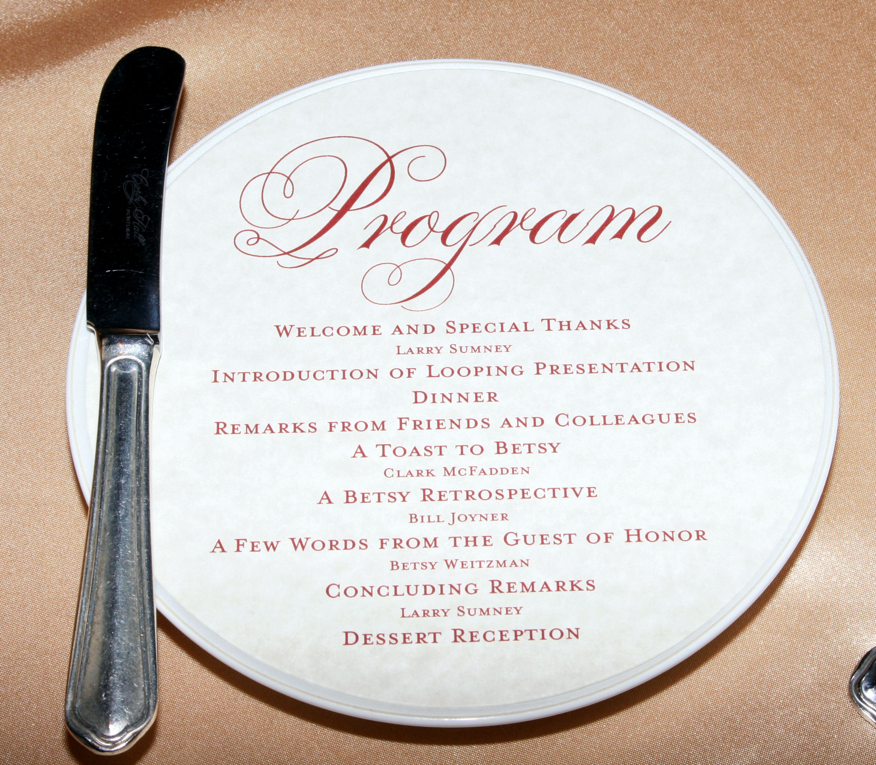 Ceremony Invitation  Like The Style   Arrow Of Light