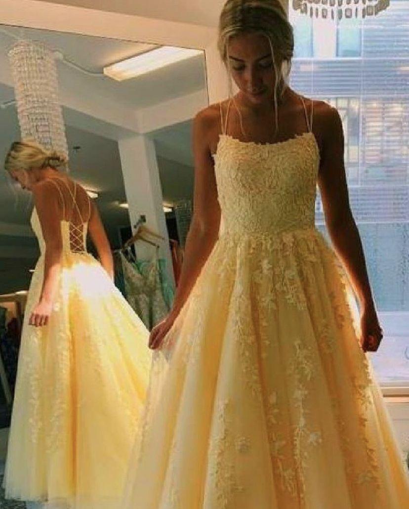 Prom Vsco Ball Dresses Prom Dresses Yellow Prom Dresses Lace [ 1030 x 828 Pixel ]
