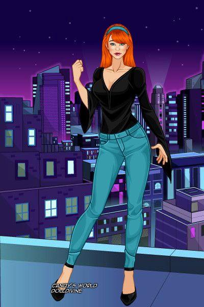 Jazz Fenton by Zorriah_97 ~ Marvel X-Men Dress Up   Men ... X Men Girls Dress Up