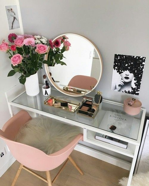Image about makeup in perfect place by queen ♔ Bedroom in 2018