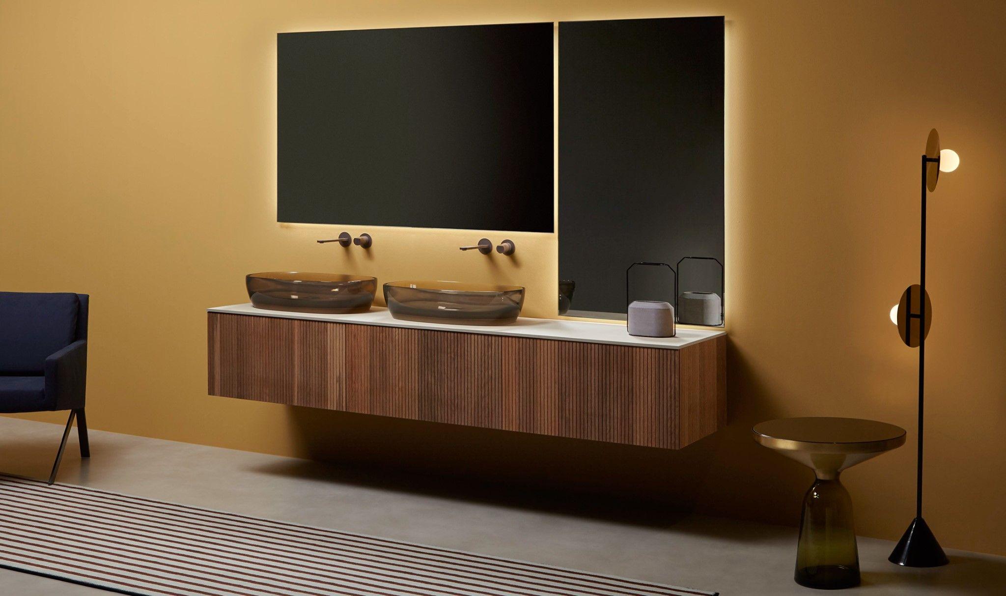 Antoniolupi Binario Is The New Bathroom Furniture C