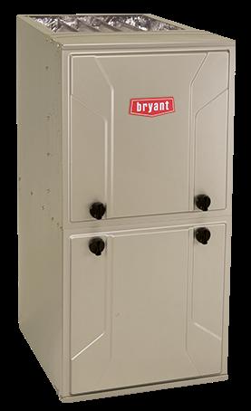 90+ Efficiency Gas Furnace Gas Furnaces Bryant Gas