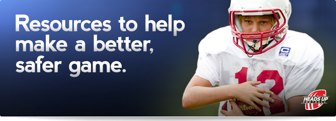 Football Safety Football Safety Resources Youth