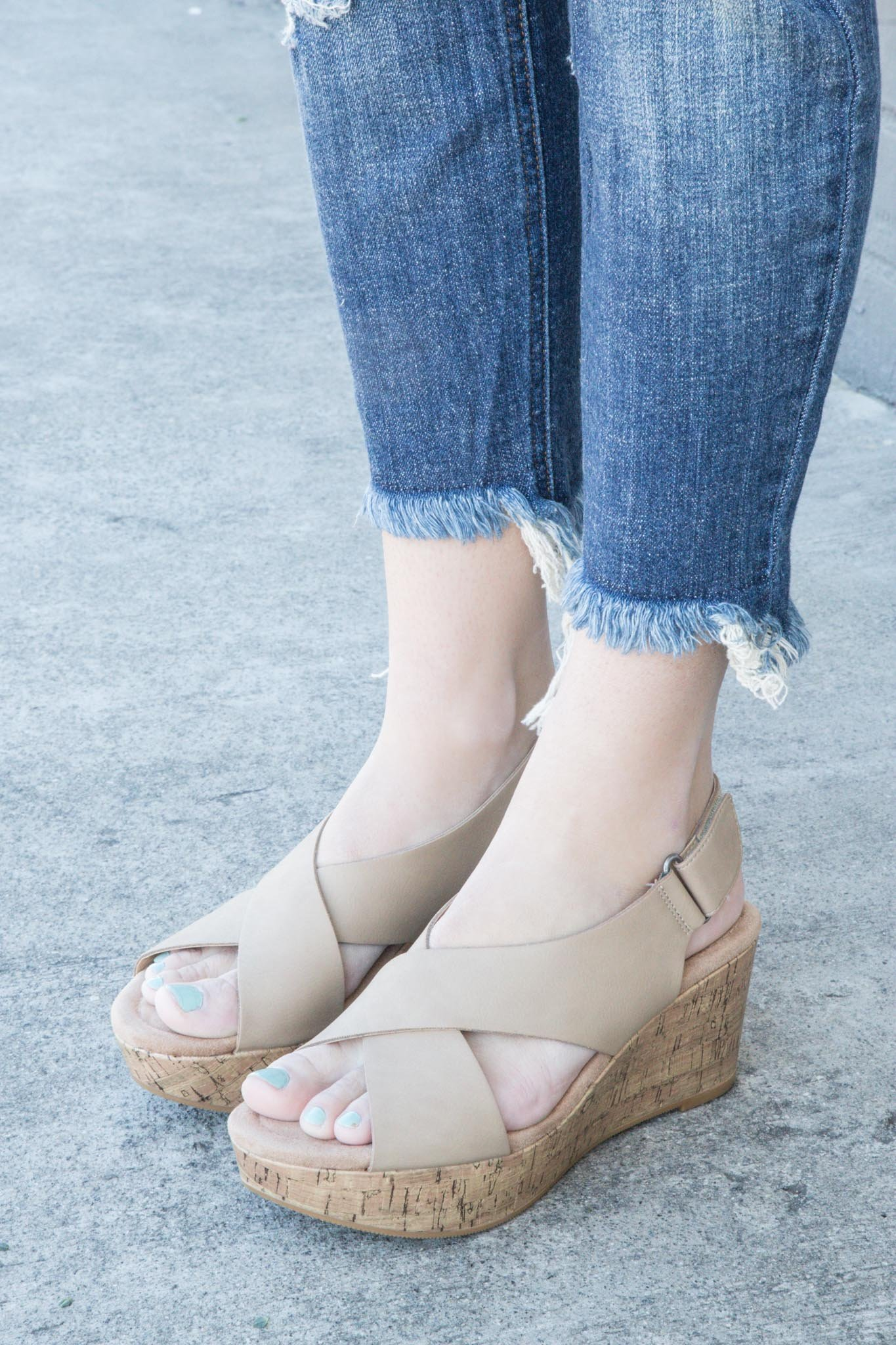 Dream Girl Wedge Cl By Laundry Girls Wedges Wedges Casual Shoes