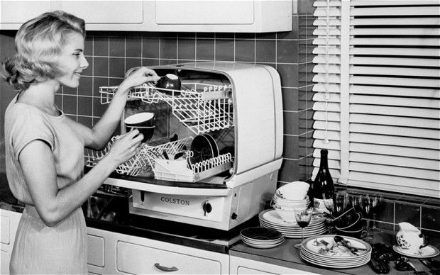 Counter Top Dishwasher 1950 S