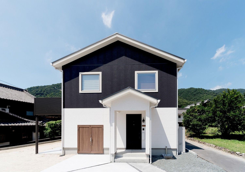 アクティブに楽しむ 北欧スタイルの家 Hyva And Style 福山で新築