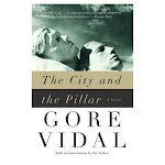 The City and the Pillar, de Gore Vidal,  2003, Vintage, ISBN: 9781400030378