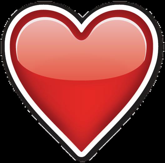 Heavy Black Heart Emoji De Coracao Imagens Para Watts Coracao Do Whatsapp