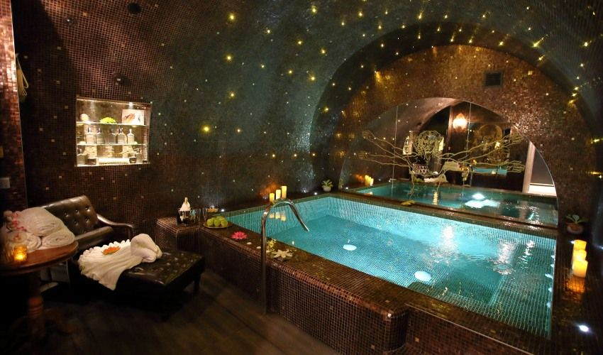 HOTEL DA VINCI & SPA - Relaxation & Spa | Favorite Places & Spaces ...