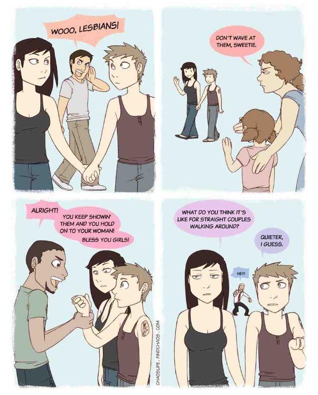 Lesbian comics org #8