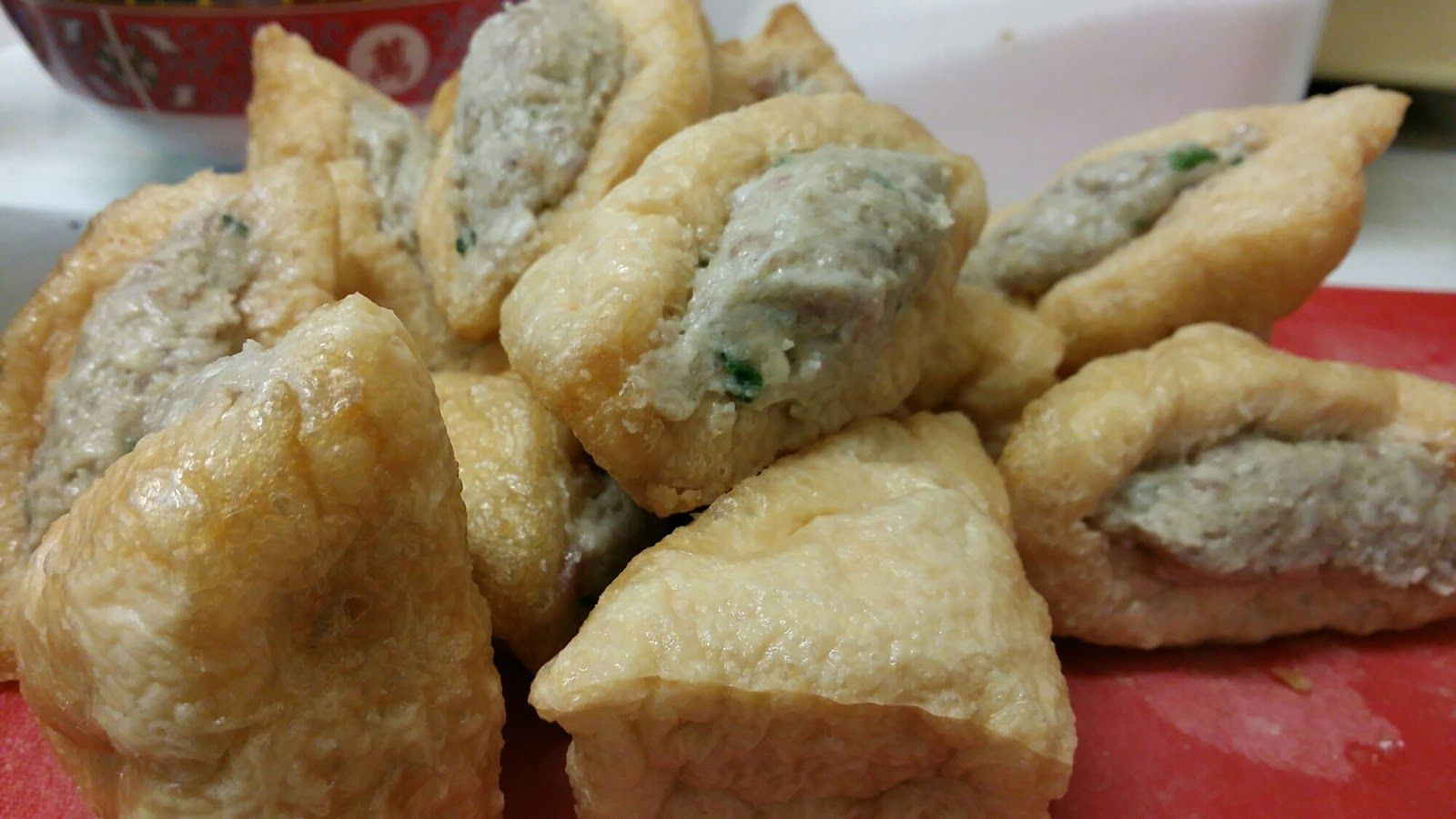 Cara Membuat Tahu Bakso Tanpa Daging Makanan Dan Minuman Bakso Resep Tahu