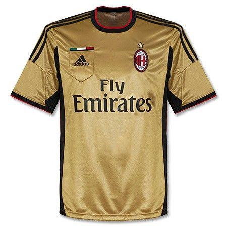 Camiseta del AC Milan 2013-2014 3era . Jorge Martinez Cavalcante (JORGENCA) c484eb4fec2a7