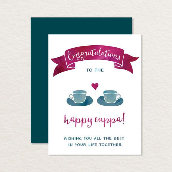Printable Congratulations Cards Card Greeting Engagement Wedding