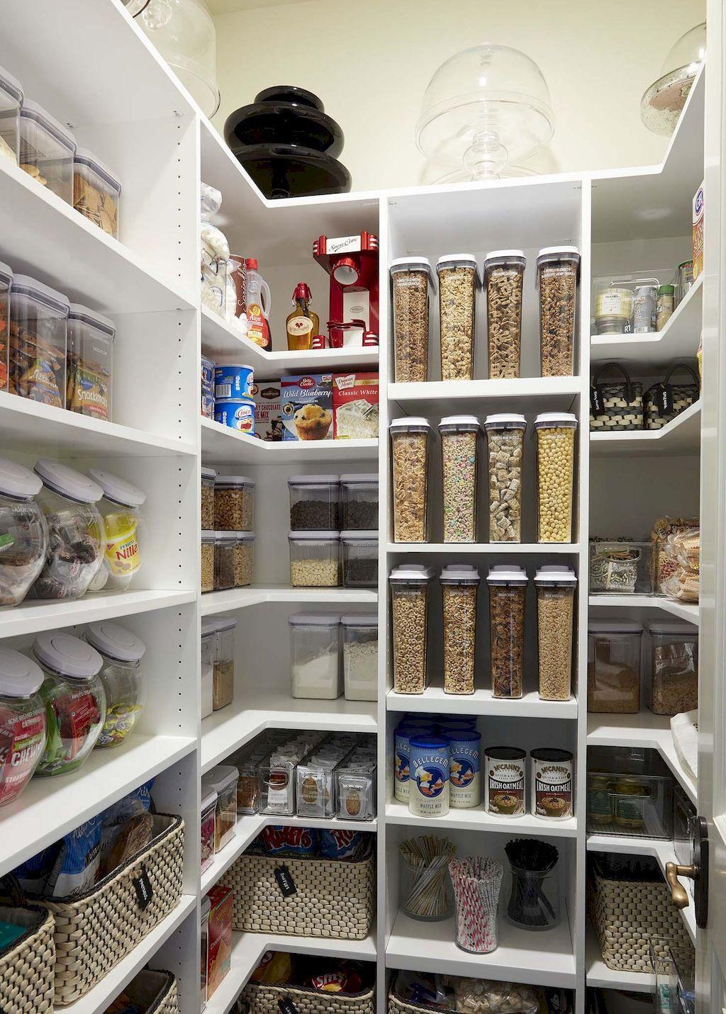 100 smart kitchen organization ideas for first apartment 40 pantry design kitchen on kitchen organization layout id=65848