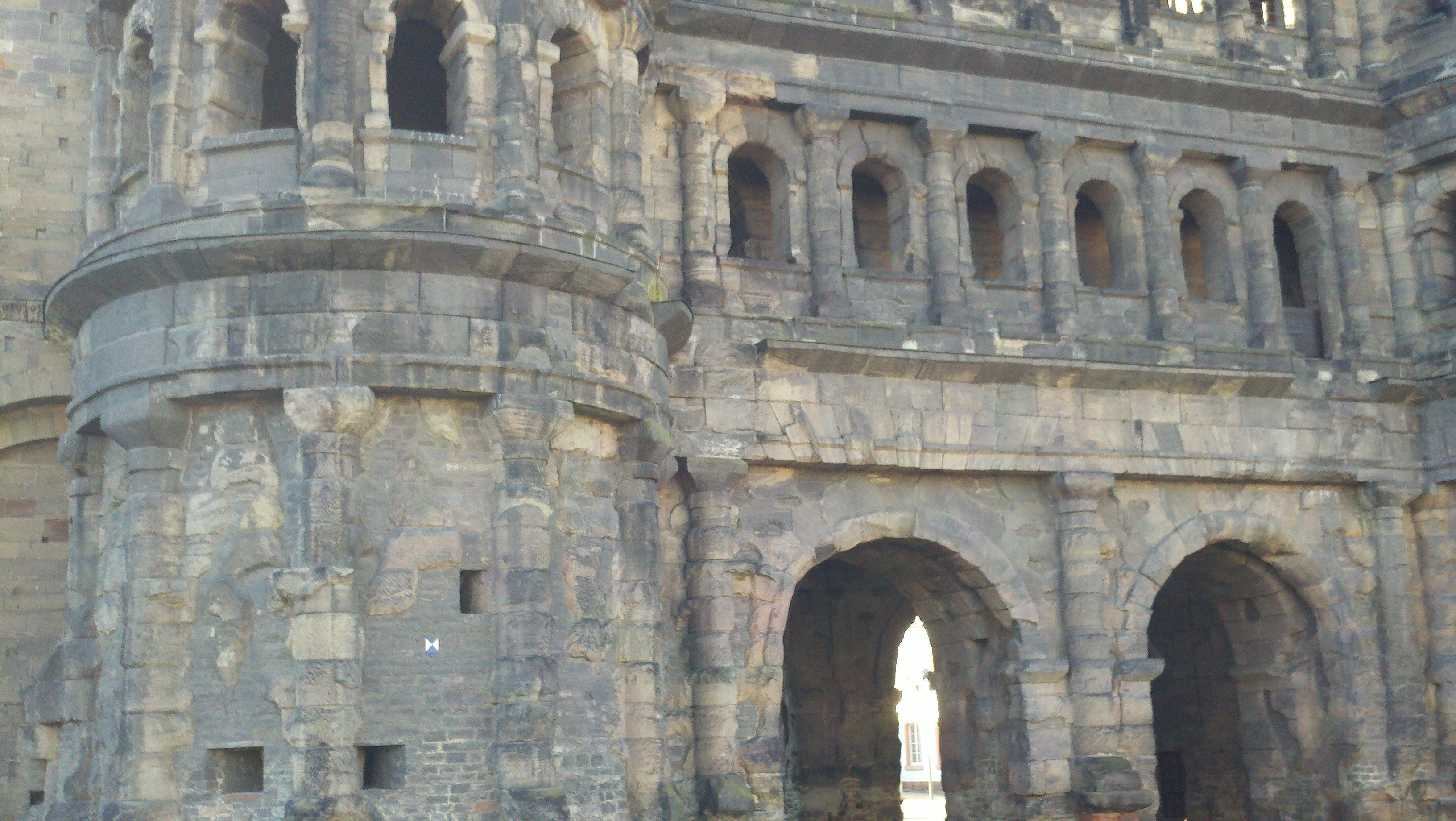 Porta Negra, Treir (Germany)
