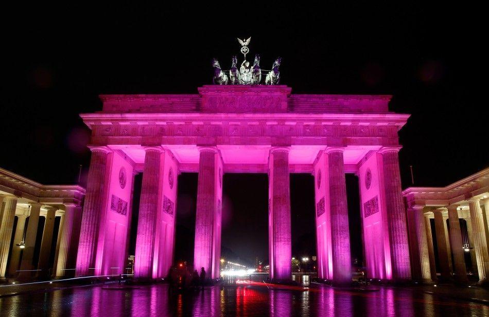 Brandenburger Tor Light Festival Festival Lights Berlin Festival Upcoming Festivals